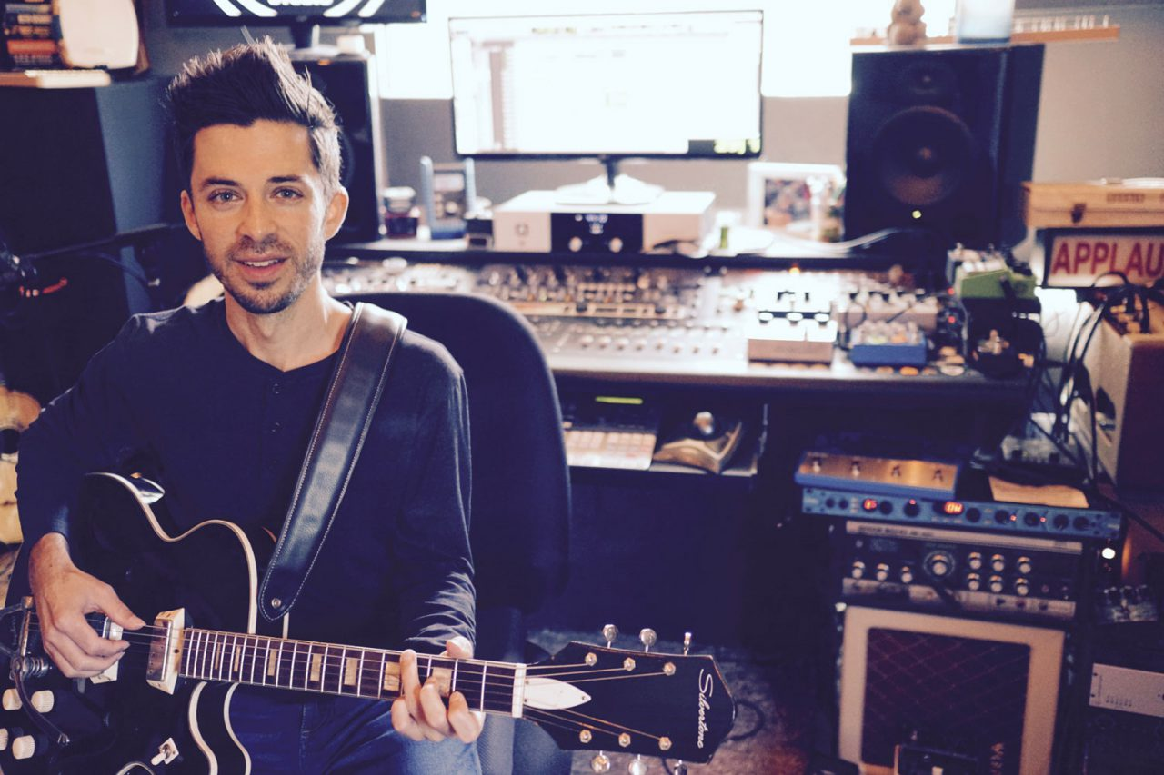 Andrew Synowiec Guitarist Sessions Online